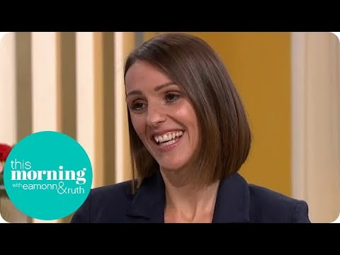 Suranne Jones on Why She Had to Wear Men's Underwear in Her Latest Role | This Morning