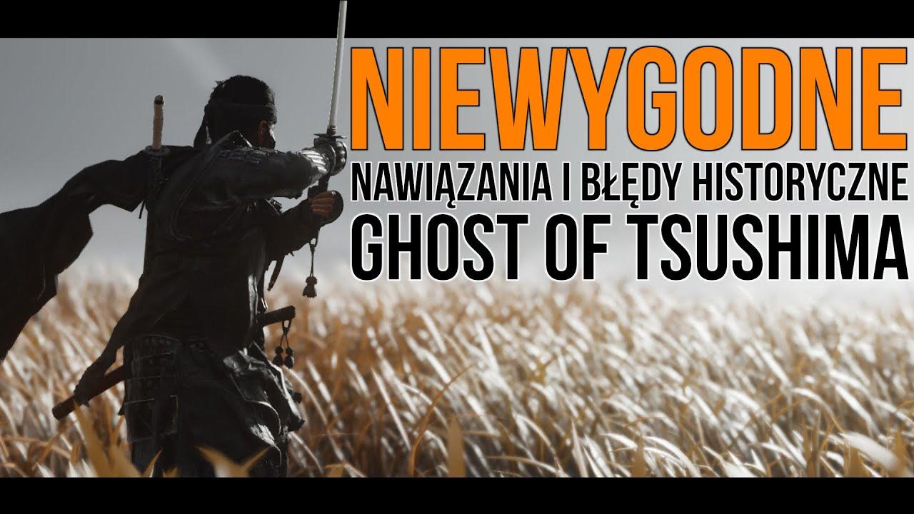Czego NIE MÓWIĄ wprost twórcy Ghost of Tsushima?