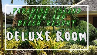 Paradise Island Park and Beach Resort, Deluxe Room | Room Review | Flower Petals in the Toilet?