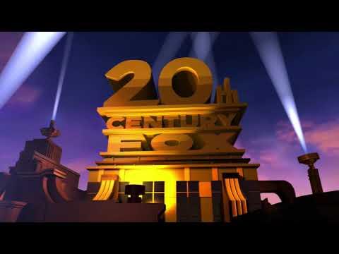 20th Century Fox 2009 logo with new 2019 fanfare