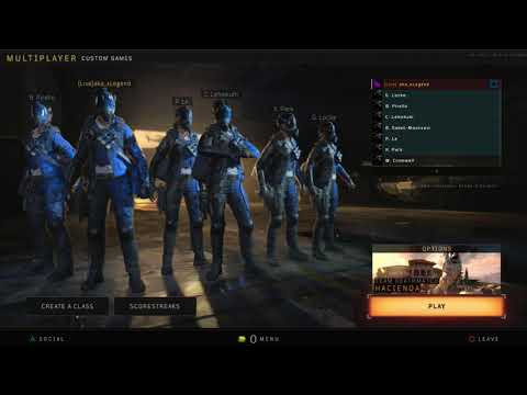 HOW TO GET MAX BOTS BO4 PRIVATE MATCH (2019)