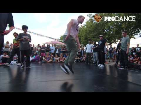 Underdogz vs The Ruggeds | FINAL | Kings of Colors 2016