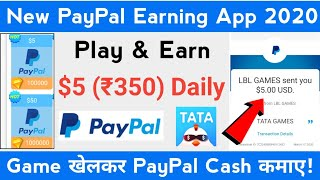New PayPal Cash Earning App