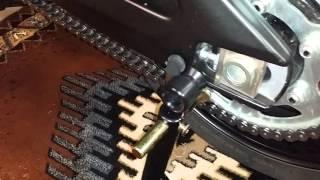 Yamaha FZ1 modifications