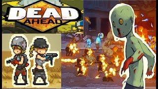Dead Ahead Zombie Warfare # 1 Зомби игра на андроид Мертвые вперед война зомби #Мобильные игры