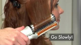 InStyler Wet 2 Dry Instructional Video   English
