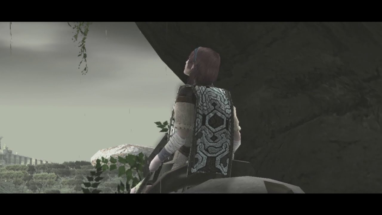 SHADOW OF THE COLOSSUS HD (RPCS3 / PS3) - #PARTE 1 - O INÍCIO!! картинки