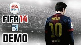 FIFA 14 DEMO (PS3) - PRIMEIRAS IMPRESSÕES