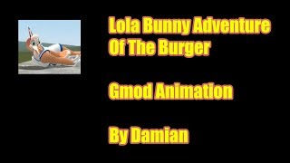 Lola Bunny | funny | Gmod video