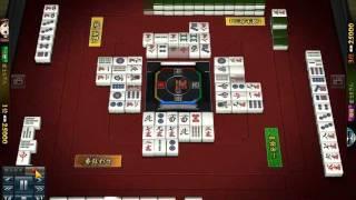 無料3Dオンライン麻雀「雀龍門3」 垂れ流しその3