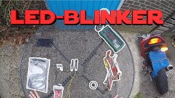 LED-BLINKER || SUZUKI BANDIT 600 || MotoMünster