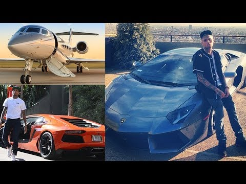 How Much Chris Brown  Worth 2017  [Car, Private Jet & Monthly Income ]