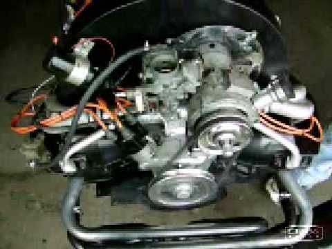 Superfreak 1600 cc VW Engine MPG Mileage Results - YouTube