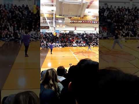 Yuba City High School Basketball Homecoming Rally
