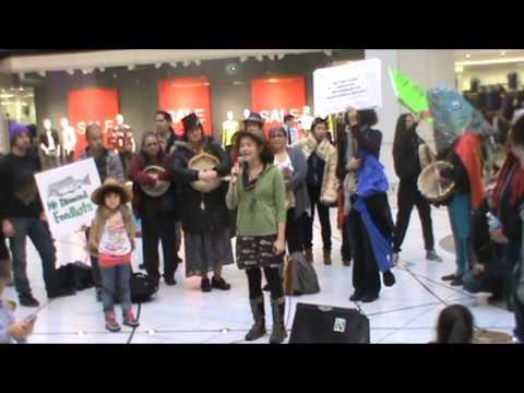 Idle No More Jan 2014 Metrotown