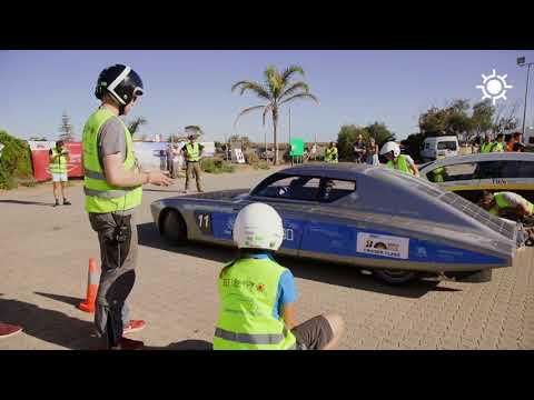 Bridgestone World Solar Challenge 2017 - Tag 5