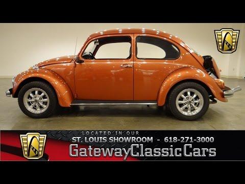 1970 Volkswagen Beetle - Gateway Classic Cars St. Louis - #6399