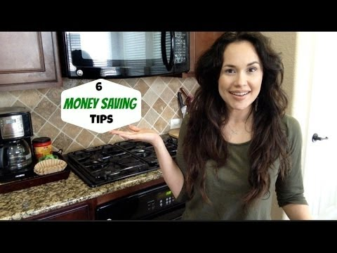 6 WAYS WE SAVE MONEY ON FOOD 💚 BUDGET SERIES