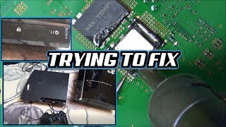 Marcel's Lot PART 4 - Faulty SONY PlayStation 3 Slim & PS3 Fat