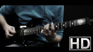 """My Heroine"" - Silverstein (Guitar Cover) [HD]"