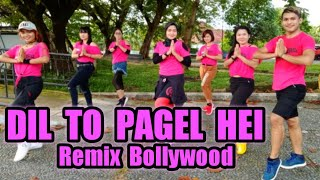 Download lagu JOGET INDIA | DIL TO PAGEL HEI | REMIX TIKTOK TERBARU