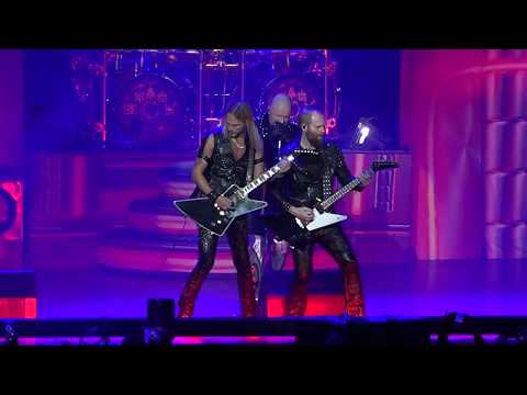Judas Priest W/Glenn Tipton - (Prudential Center) Newark,Nj 3.20.18 (Complete Show)