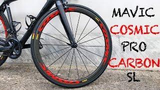 Mavic Cosmic Pro Carbon SL | Review