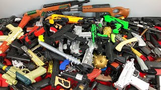 Lots of Toy Guns  Rifles and Weapons Collection   Weapon accessory equipment