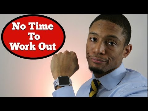 How To Find Time To Exercise With A Busy Schedule | 4 Easy Ways!