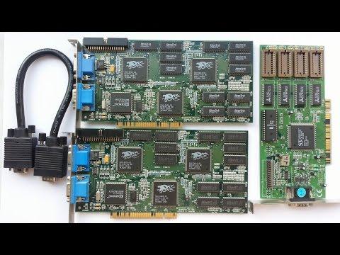 3Dfx SLI Voodoo 2 Мечта Геймера 90ых