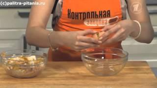 Диетолог Анна Коробкина. Куриное суфле.