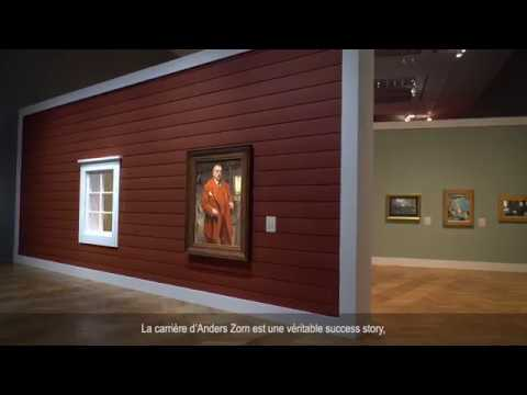 exposition anders zorn petit palais youtube. Black Bedroom Furniture Sets. Home Design Ideas