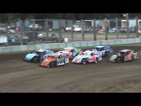 IMCA Modified Heat 3 Independence Motor Speedway 7/27/19