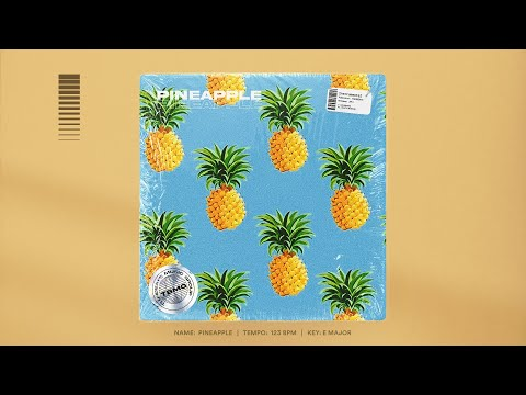 """Free Lovely Chill R&B Type Beat """"Pineapple"""""""