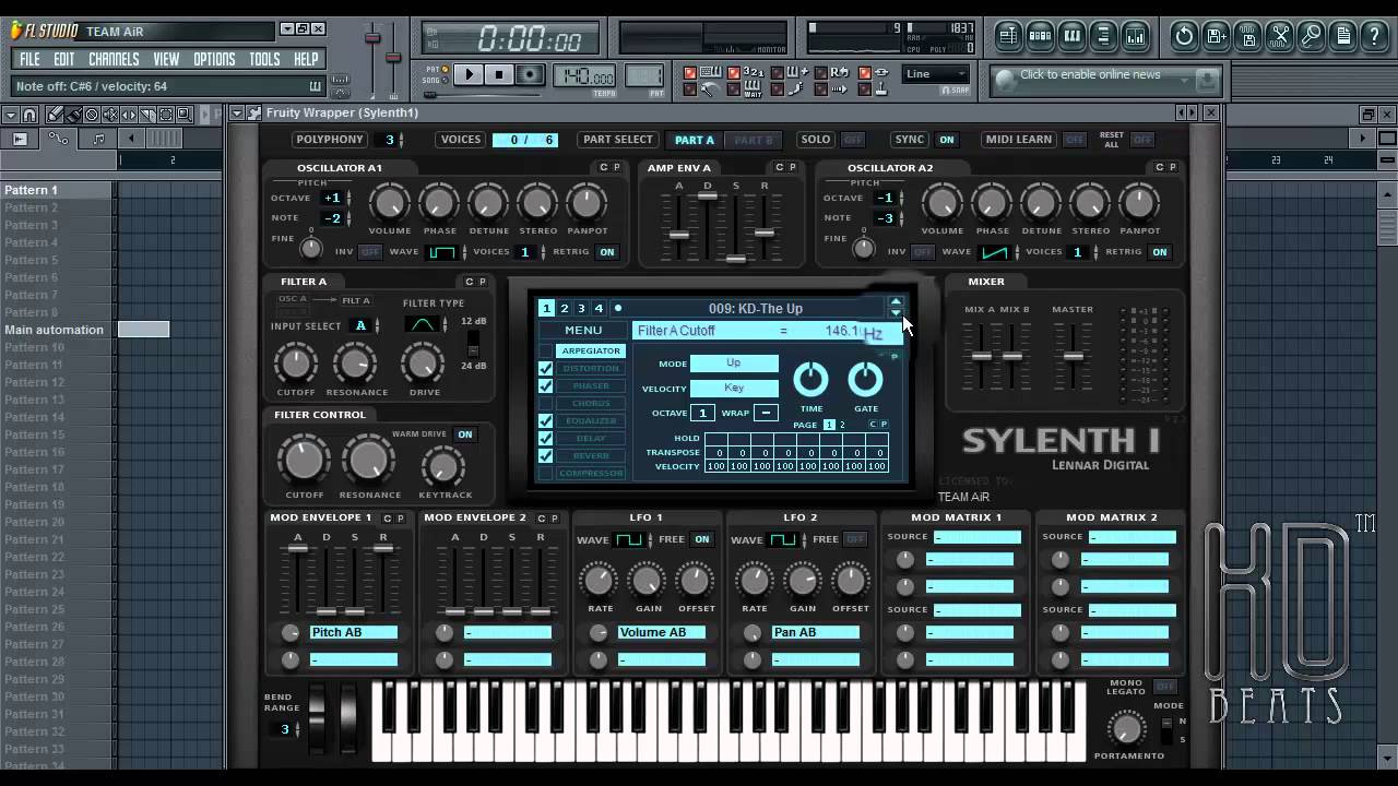 fl studio sylenth download