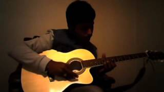 Seethakalam guitar cover from S O Satyamurthy