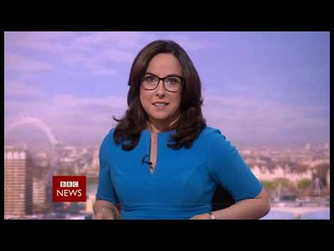 BBC One, BBC World - The World Today - CoPres Paper Review - Europe Breakfast