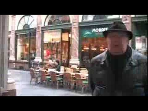 Mabille a retrouvé le vrai Tintin à Bruxelles