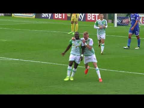 Highlights | Yeovil Town 3-0 Stevenage