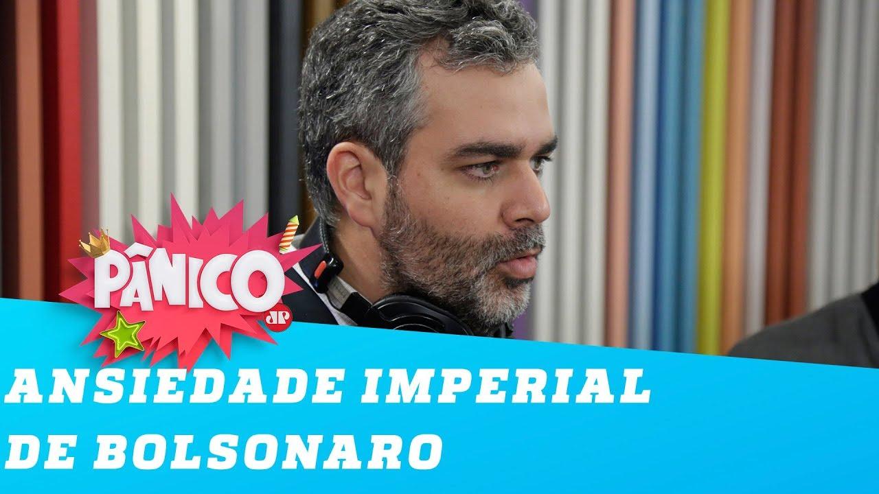 Andreazza: 'Bolsonaro não foi eleito imperador, não pode passar por cima do Congresso'