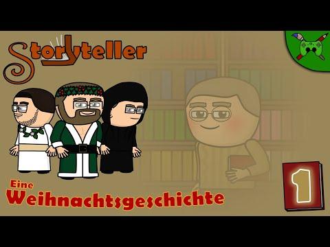 Storyteller #1 - Eine Weihnachtsgeschichte (by Charles Dickens)