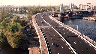 Новые мосты России
