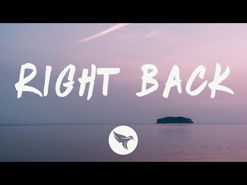 Khalid - Right Back (Lyrics) ft. A Boogie Wit Da Hoodie