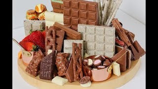 Chocolate Grazing Board