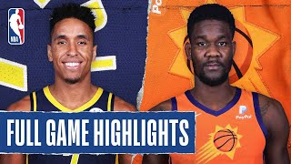PACERS at SUNS FULL GAME HIGHLIGHTS   August 6, 2020