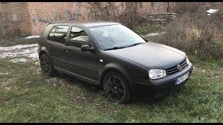 История о Volkswagen Golf 4