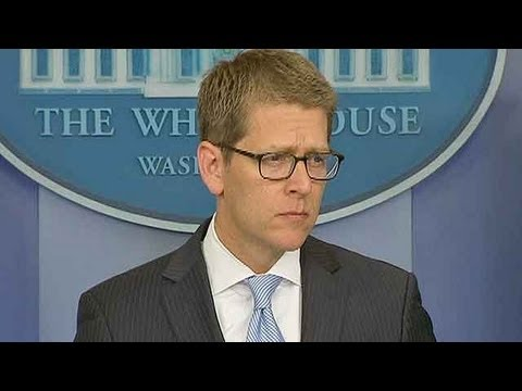 Watch Jay Carney defend administration's response to IRS, AP scandals