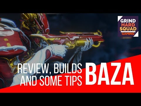 Warframe Baza: The Silenced SMG | Is It Good?