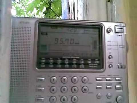 23.05.2010 - 95.70 UNID Kosovo Radio