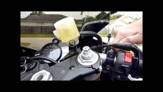 How to Bleed Motorcycle Brakes (HD)